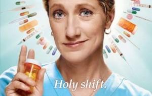 Regardez-vous Nurse Jackie ?