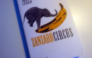 Zanzaro Circus de Jack-Alain Léger