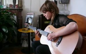 Wallis Bird en session acoustique