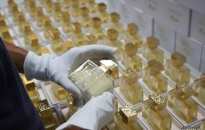 Le parfum Ylang In Gold de M.Micallef