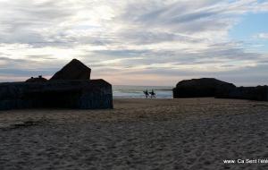 La plage de Capbreton : Photos d'un fameux spot de surf