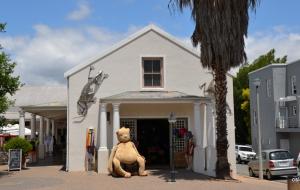 La route du vin en Afrique du Sud : Franschhoek un bout de France de l'autre côté de la planète