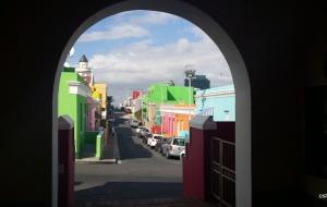 Bo-Kaap, le quartier musulman de Cape Town