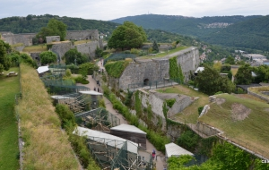 Visiter la citadelle de Besançon