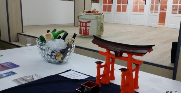Déguster du saké à Paris