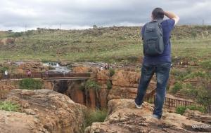 Promenade le long de la Blyde River Canyon