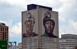 Vivre une journée à Johannesburg